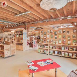 Maison de Kokopelli - Boutique, Librairie