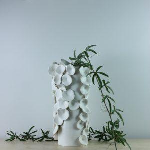 Véronique L.Tessier-Grand vase Corolles-1