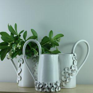 Véronique L.Tessier-Vases Pichets Corolles